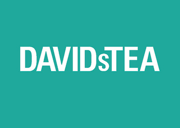 Revised 2017 DAVIDsTEA Logo