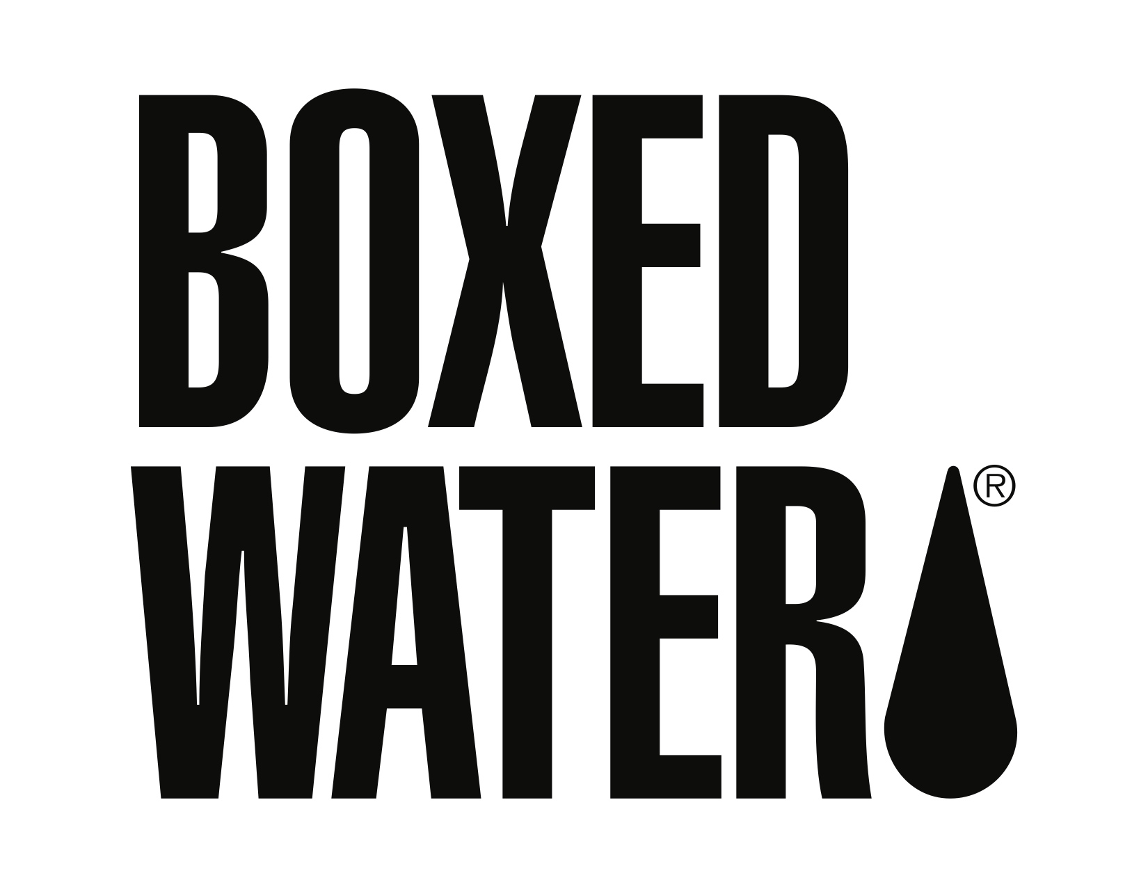 2017 Boxed Water Sponsor Logo